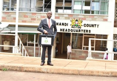 Finance CEC ousted in Nandi County.