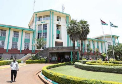 Moi university closed indefinitely over student unrest.