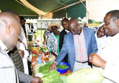 Nandi County marks World Food Day.
