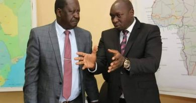 Is Joshua Kutuny eyeing Langata parliamentary seat?