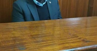 Senator Samson Cherargei freed on Sh300,000 cash bail after denying two incitement charges.