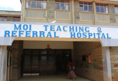 Seven Moi Teaching and Referral hospital staff quarantined after Covid-19 exposure.