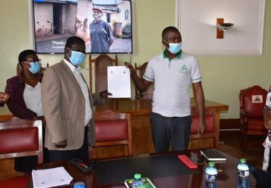 Uasin gishu County government, Appolo Agriculture sign MOU to boost food security.