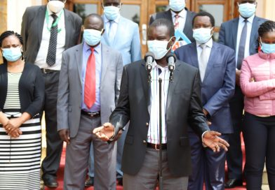 Uasin Gishu signs MoU with Kenya pipeline to train fire personnel.