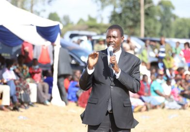 Shun alcohol, Mandago tells youth.