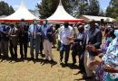 Nandi leaders defend DP William Ruto over alleged eviction from Karen residence.