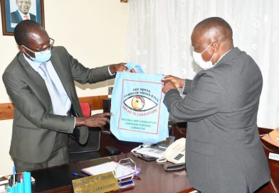 Anti-corruption team root for devolution of the fight against graft.