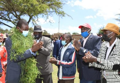Enroll for courses you can employ yourself after graduating,  Mandago  advises the youth.