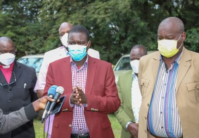 Mandago calls for lasting solutions to insecurity in Laikipia, Kerio Valley.